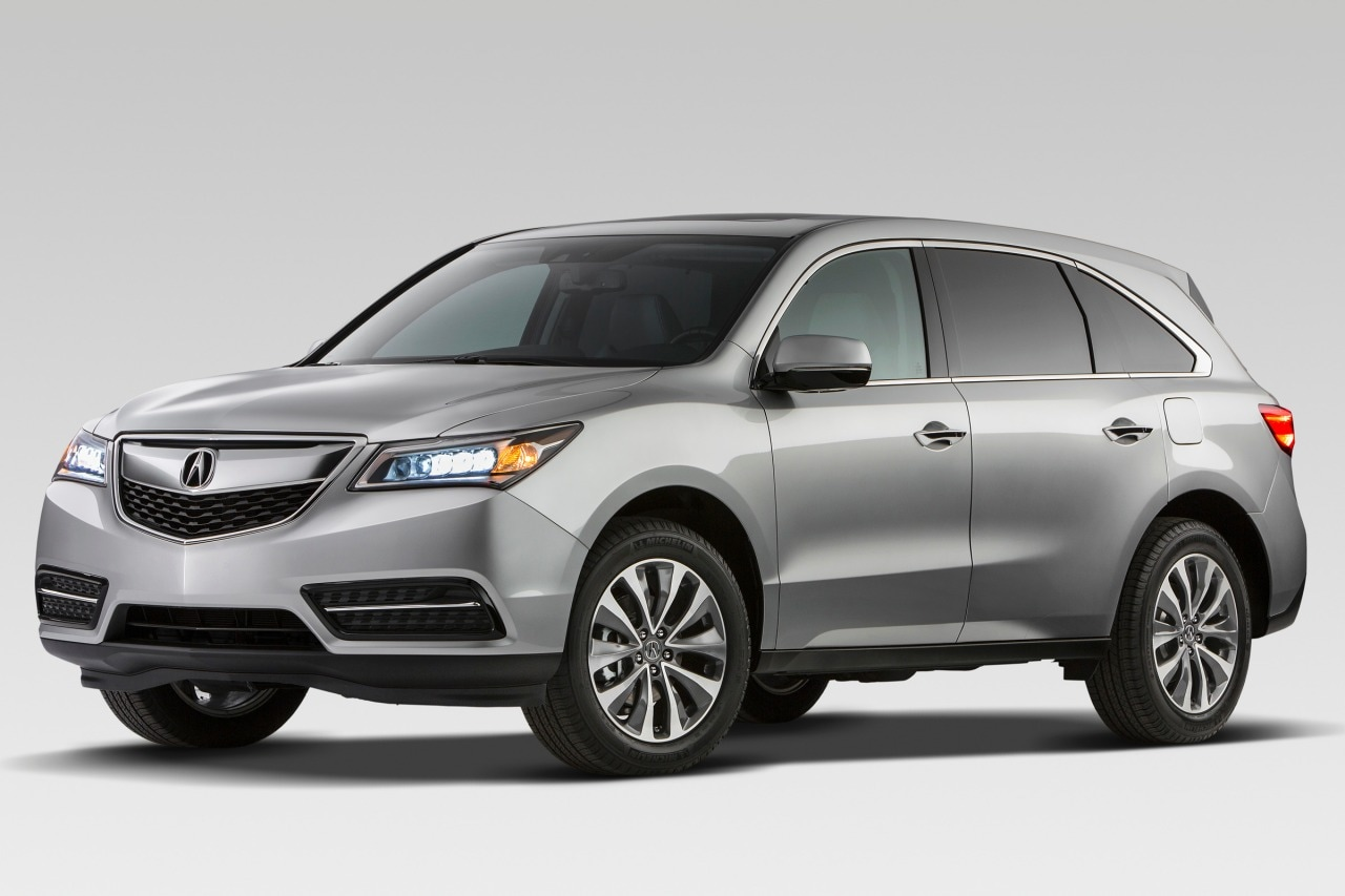 new acura mdx price