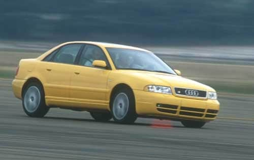 Used 2000 Audi S4 Pricing - For Sale Edmunds