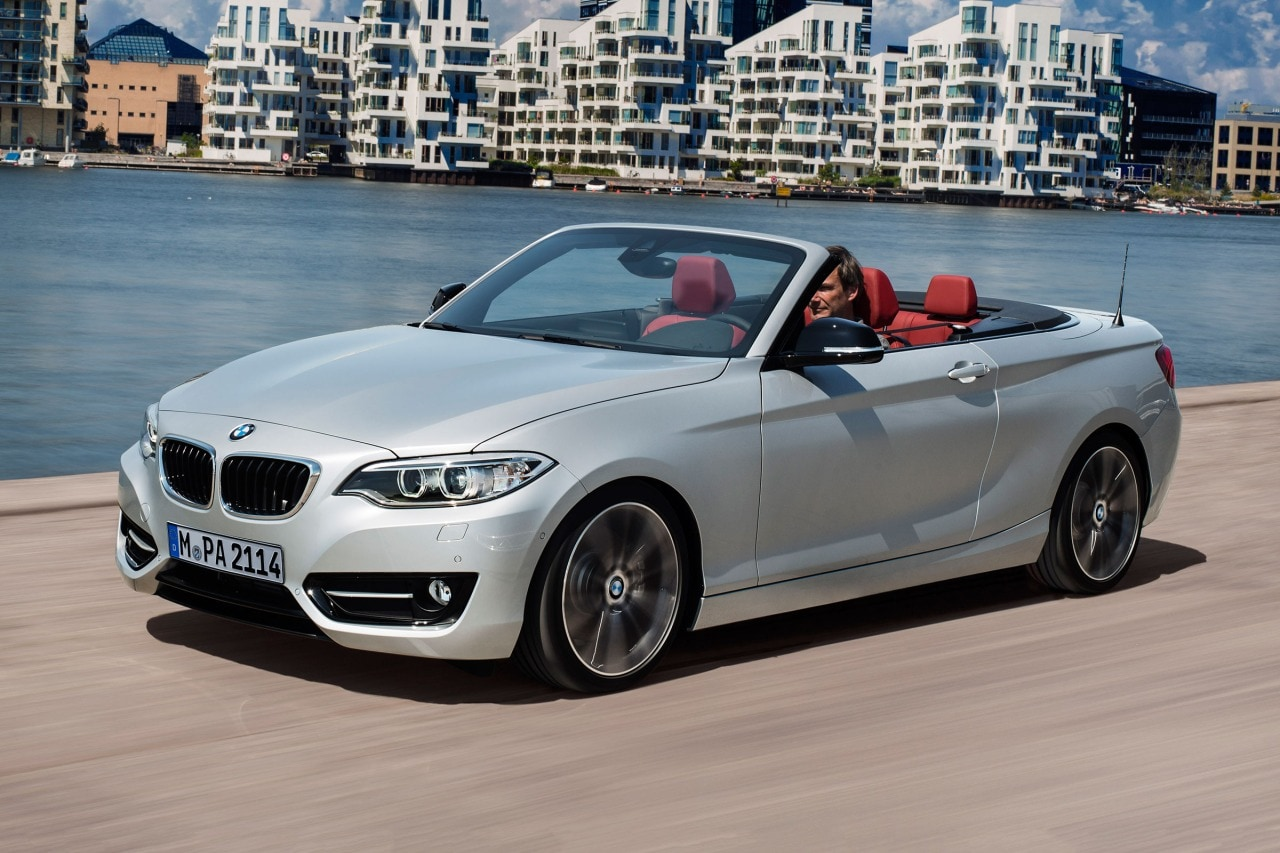 Bmw 2 Series Length 2017 Bmw 2 Series Convertible Pricing And Features Edmunds
