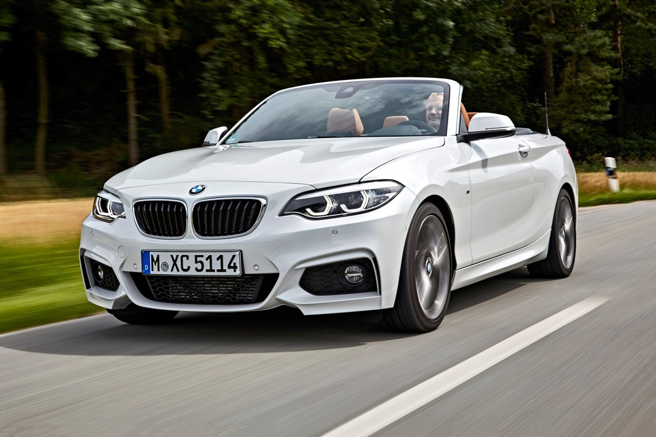 Bmw 2 Series Length 2018 Bmw 2 Series Convertible Pricing For Sale Edmunds