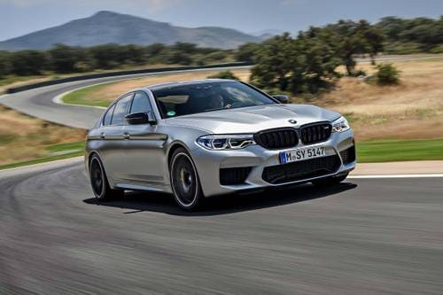 2019 BMW M5 Pricing, Features, Ratings and Reviews Edmunds