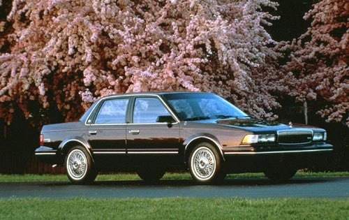 Used 1991 Buick Century Sedan Pricing - For Sale Edmunds