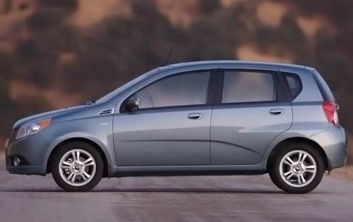 2007 chevy aveo ls fuel filter