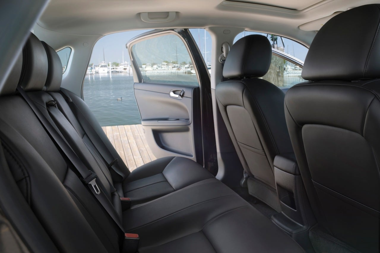 Safety Zone Car Seat Used 2014 Chevrolet Impala Limited For Sale Pricing