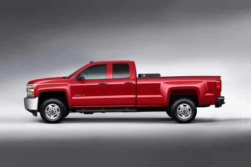 2018 Chevrolet Silverado 3500HD Pricing, Features, Ratings and