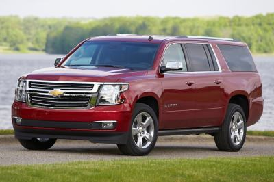 Used 2015 Chevrolet Suburban for sale - Pricing & Features ...