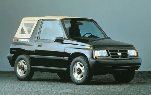 Used 1998 Chevrolet Tracker Pricing - For Sale Edmunds
