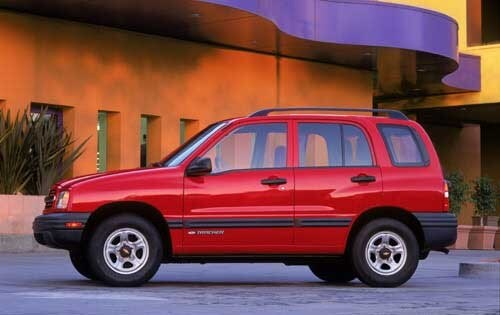 Used 2004 Chevrolet Tracker Pricing - For Sale Edmunds