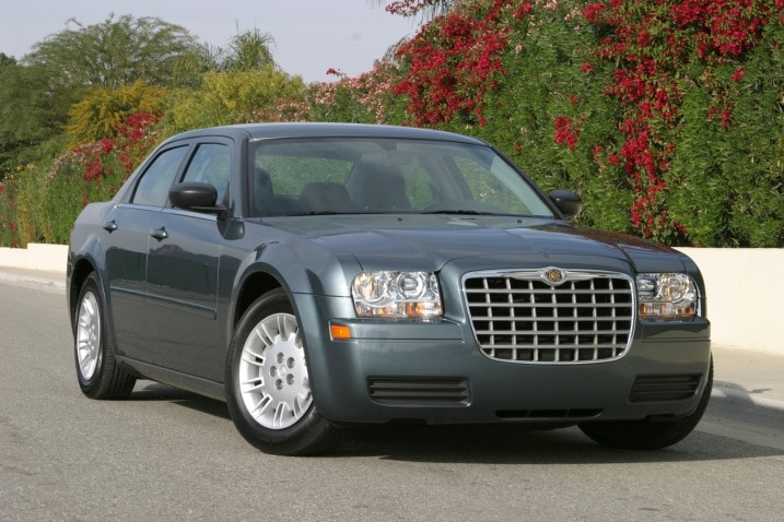 Fuel-Tank Warranties Extended on 2006 Chrysler 300, Dodge Charger