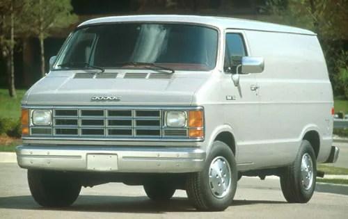 Used 1991 Dodge Ram Van Pricing - For Sale Edmunds