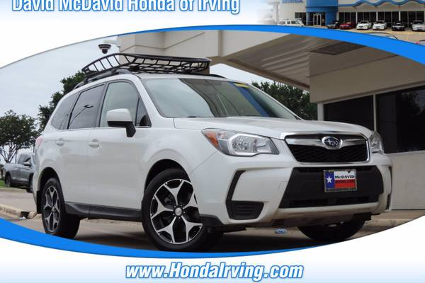 Used Subaru Forester for Sale in Odessa, TX Edmunds