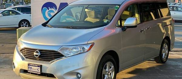 Used 2016 Nissan Quest Pricing - For Sale Edmunds