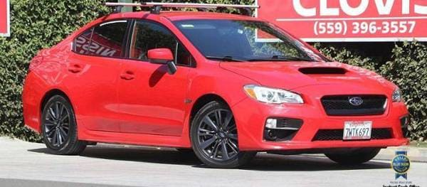 Used 2017 Subaru WRX Pricing - For Sale Edmunds