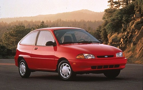 Used 1997 Ford Aspire Pricing - For Sale Edmunds