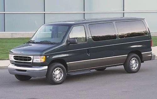 1994 Ford Econoline E150 Passenger Conversion Van Electric Current