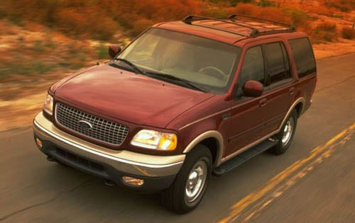 Used 2000 Ford Expedition Pricing - For Sale Edmunds