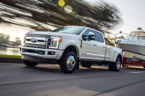 2019 Ford F-450 Super Duty Crew Cab Pricing, Features, Ratings and