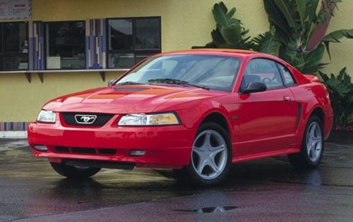 Used 1999 Ford Mustang Pricing - For Sale Edmunds