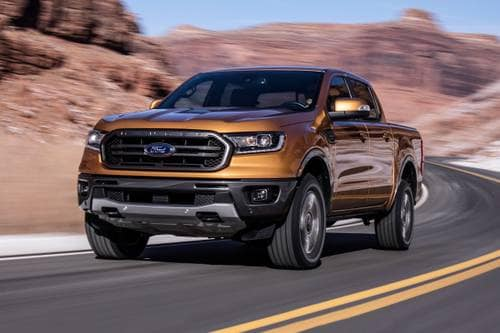 2019 Ford Ranger Pricing, Features, Ratings and Reviews Edmunds
