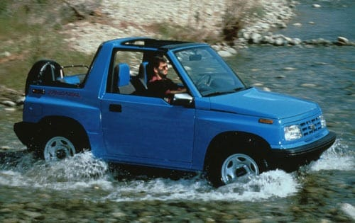 Used 1990 Geo Tracker Pricing - For Sale Edmunds