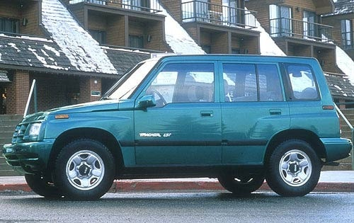 Used 1997 Geo Tracker Pricing - For Sale Edmunds