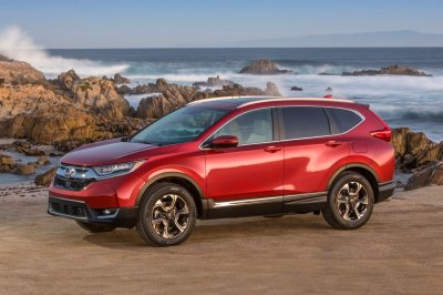 Used 2017 Honda CR-V for sale - Pricing & Features | Edmunds
