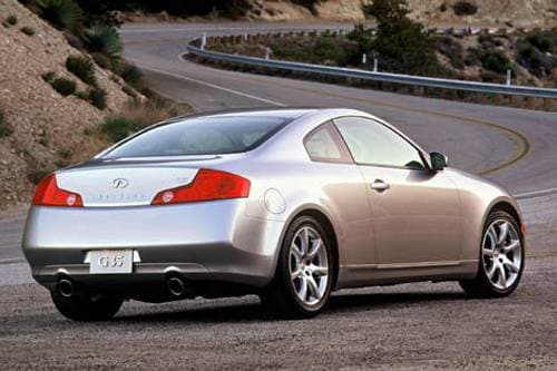 used g35 coupe manual for sale
