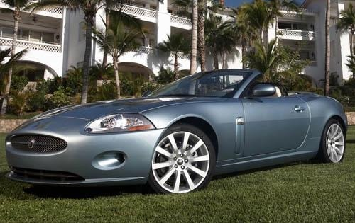 Used 2008 Jaguar XK-Series Pricing - For Sale Edmunds