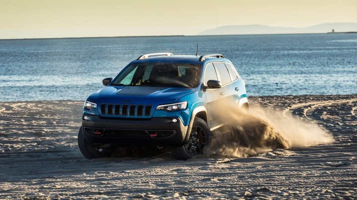 2019 Jeep Cherokee Pricing, Features, Ratings and Reviews Edmunds