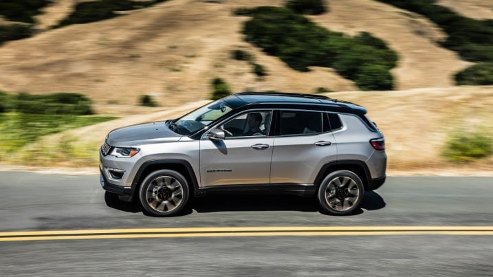 2019 Jeep Compass Pricing, Features, Ratings and Reviews Edmunds