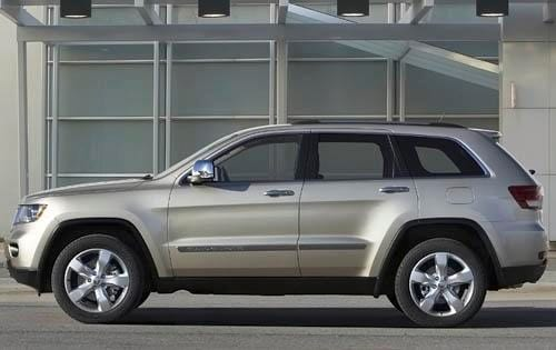 Used 2011 Jeep Grand Cherokee Pricing - For Sale Edmunds