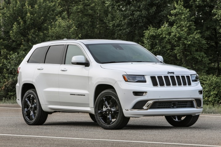 2016 Jeep Grand Cherokee Recalled for Wiring Problem Edmunds