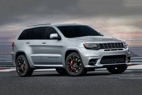 2018 Jeep Grand Cherokee SRT Pricing, Features, Ratings and Reviews
