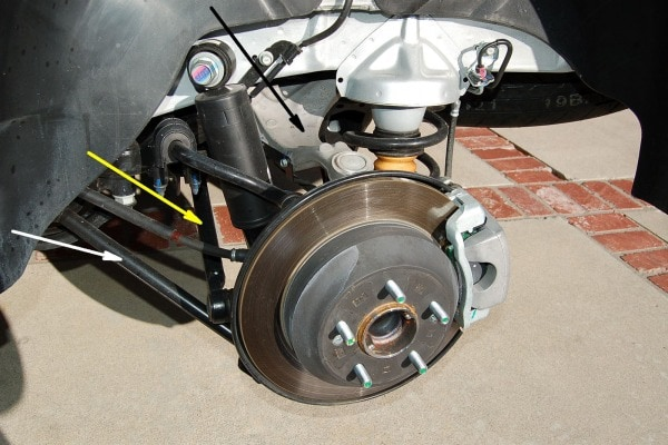 2011 Kia Sorento Suspension Walkaround