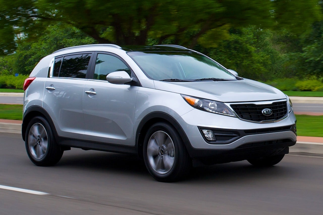 Used 2015 Kia Sportage For Sale Pricing Features Edmunds - Kia Suv