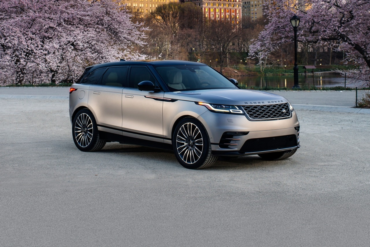 Seat Suv Range 2018 Land Rover Range Rover Velar Suv Pricing For Sale