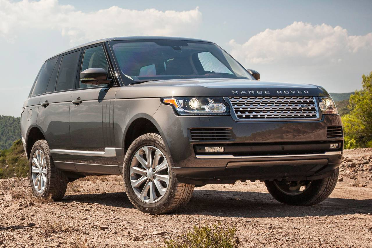 Seat Suv Range 2016 Land Rover Range Rover Suv Pricing And Features Edmunds