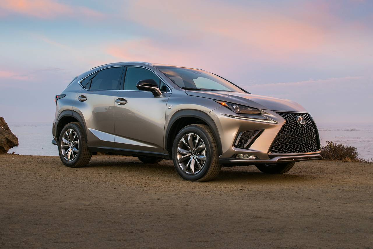 Lexus Suv 2018 2018 Lexus Nx 300 Suv Pricing For Sale Edmunds
