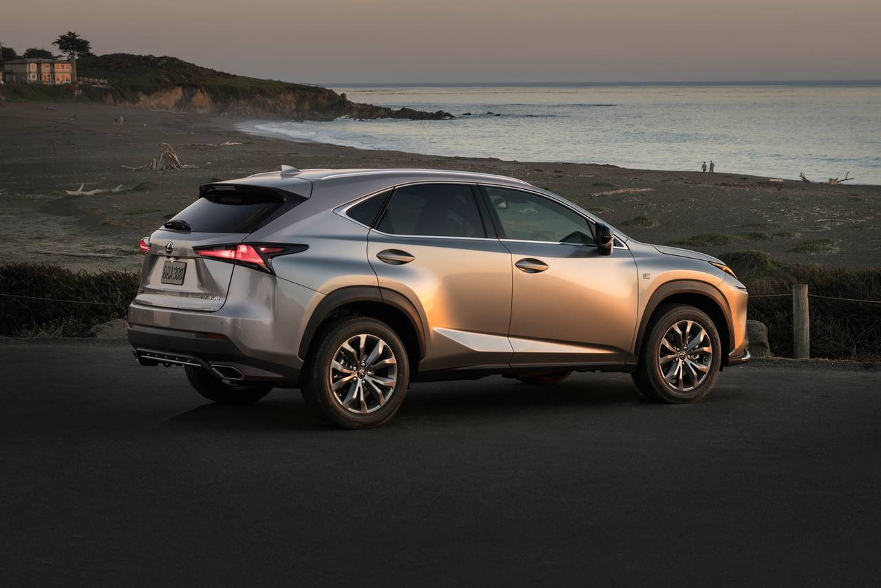 Lexus Suv 2018 2018 Lexus Nx 300 Pricing For Sale Edmunds