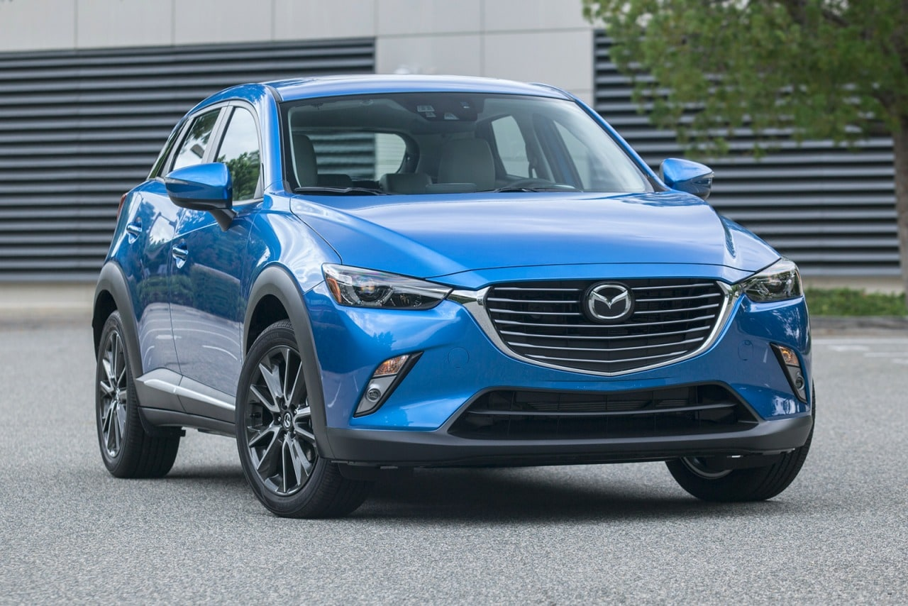 Best Hybrid Suv 2018 Mazda Cx 3 Suv Pricing For Sale Edmunds