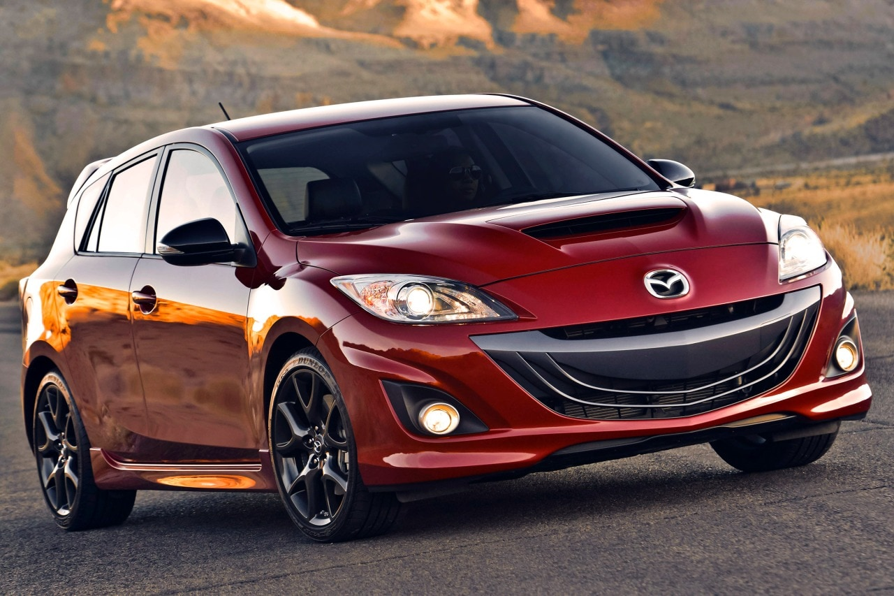 Mazda 3 Speed Used 2013 Mazda Mazdaspeed 3 For Sale Pricing And Features