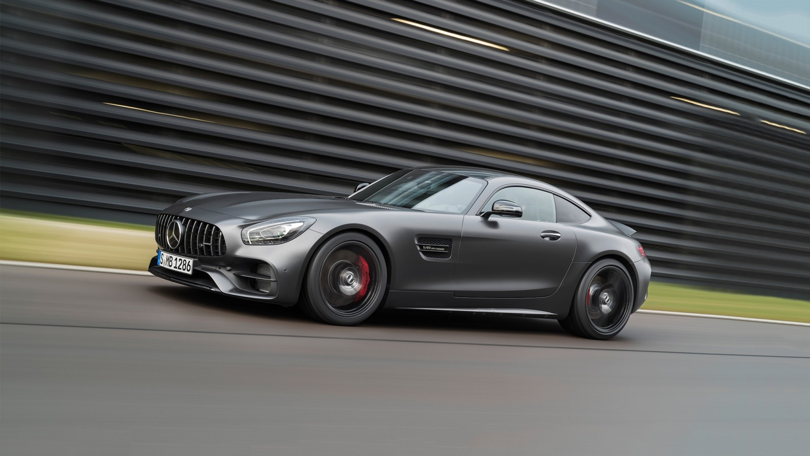 Mercedes Amg 2018 Mercedes Benz Amg Gt Review Ratings Edmunds