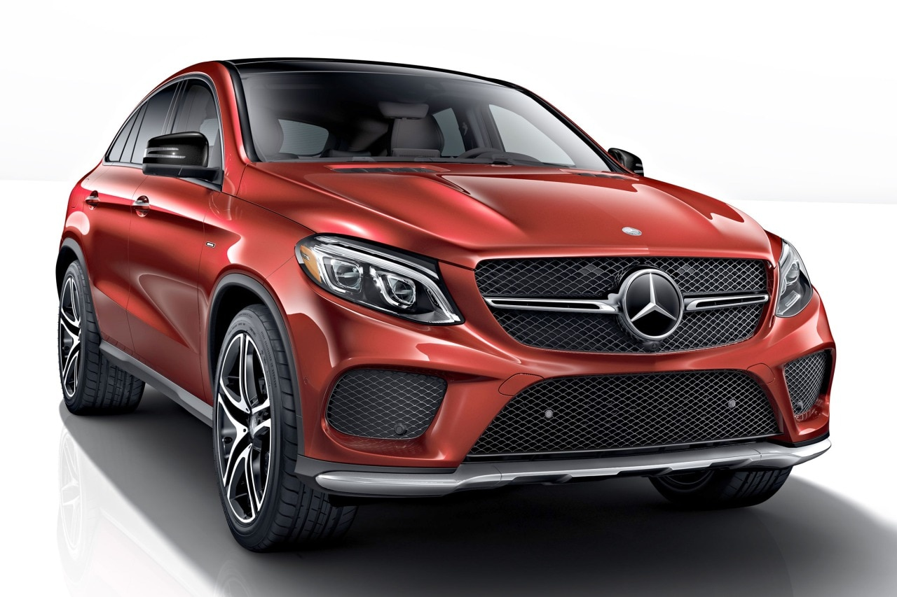 Mercedes Suv 2016 Used 2016 Mercedes Benz Gle Class Coupe Suv Pricing For