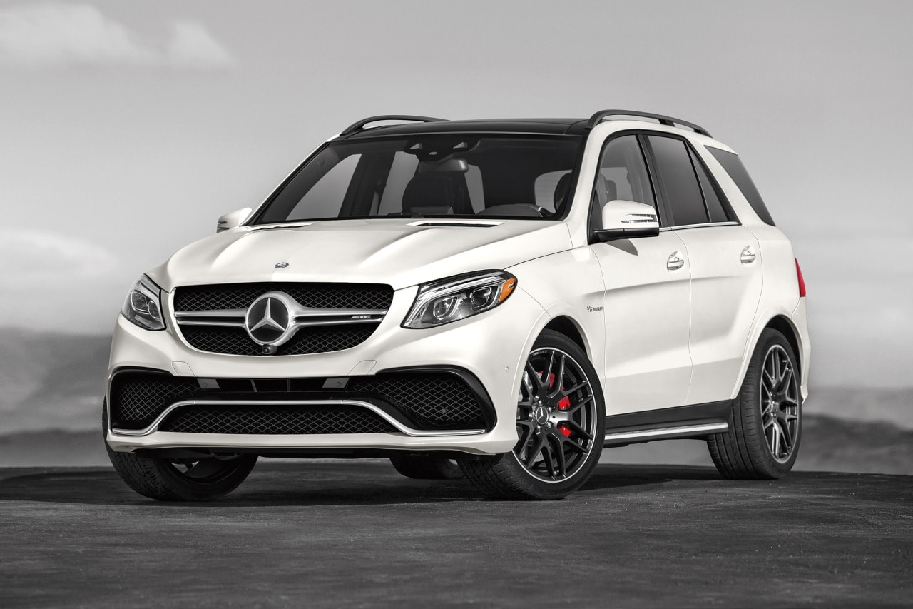 Mercedes Suv 2016 Used 2016 Mercedes Benz Gle Class Amg Gle 63 S 4matic