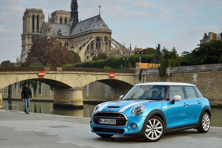Used 2016 MINI Cooper Review  Ratings Edmunds