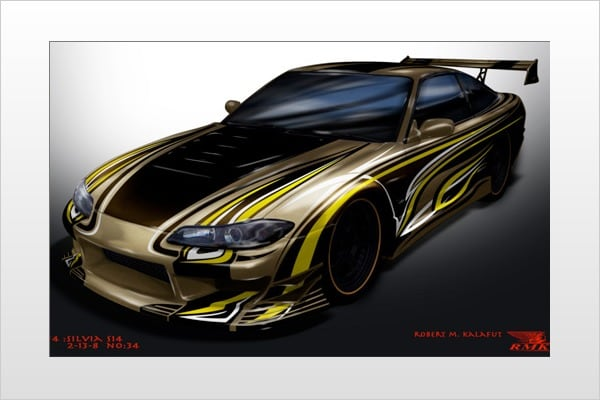 Import Car Wallpapers Fast Amp Furious 2000 Nissan Silvia On Edmunds Com