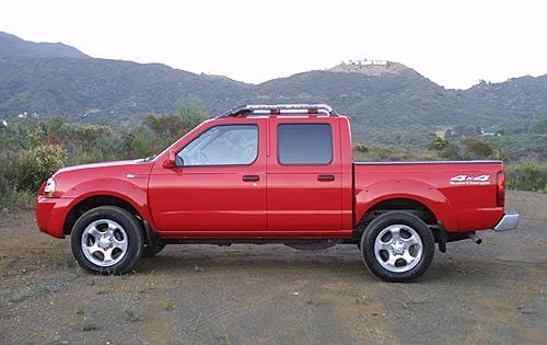 Used 2003 Nissan Frontier MPG  Gas Mileage Data Edmunds