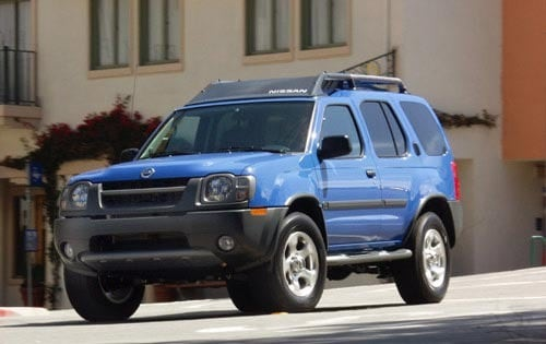 Used 2003 Nissan Xterra Pricing - For Sale Edmunds