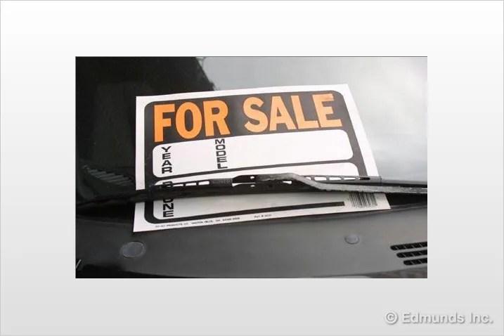 Used Car Worksheet Edmunds