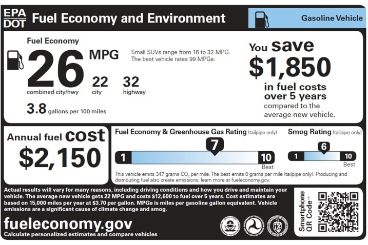Here\u0027s Why Real-World MPG Doesn\u0027t Match EPA Ratings Edmunds